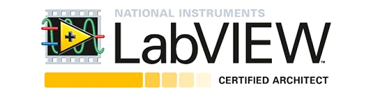 National Instruments LabVIEW Certified Architect